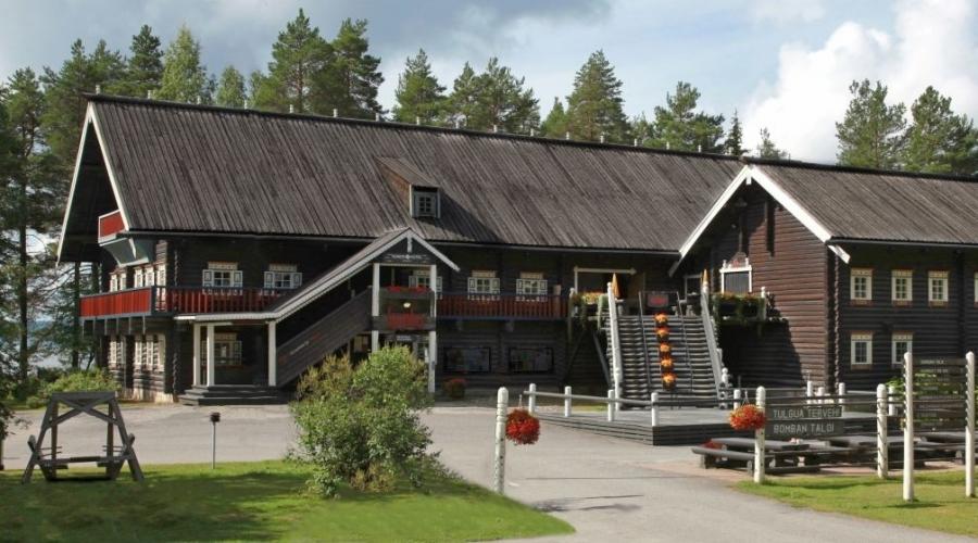 Pielisen kierto - Pielisen Karjalan parhaimmat palat 12. -14.7. 1