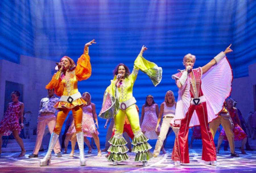 Mamma Mia! - Musikaali  2
