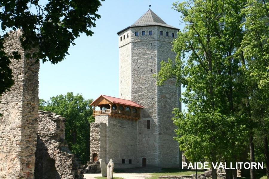 Upea Kulttuuri ja Kartanomatka Viroon (3pv) 1