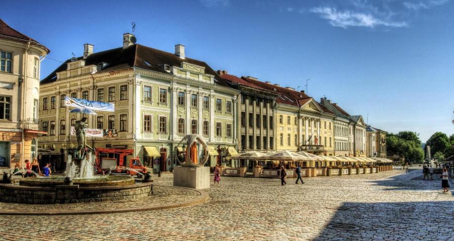 Upea Kulttuuri ja Kartanomatka Viroon (3pv) 2