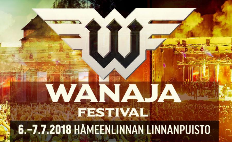 Wanaja Festival Hämeenlinnassa (2pv) 2