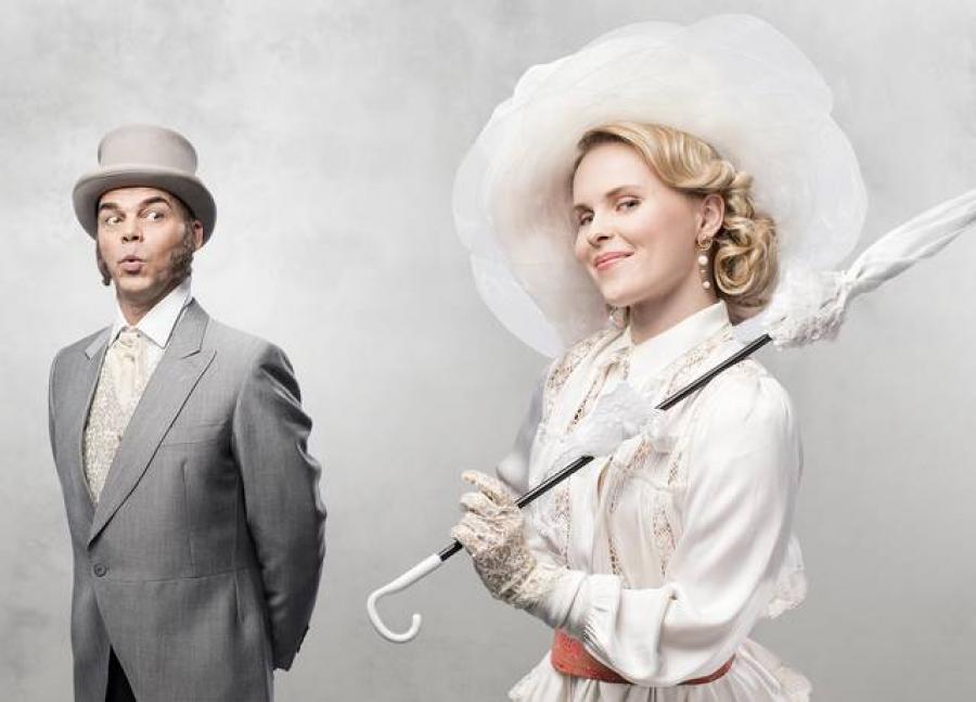 My Fair Lady - Kouvolan teatterissa 1